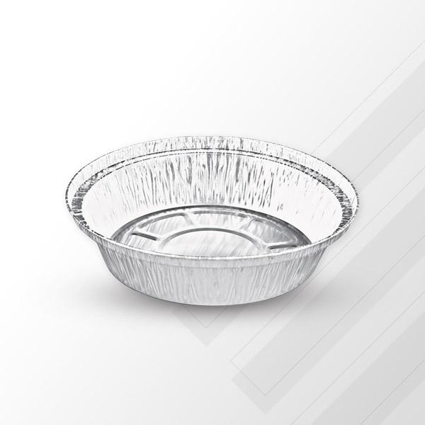 Aluminyum Kap 700 gr Yuvarlak